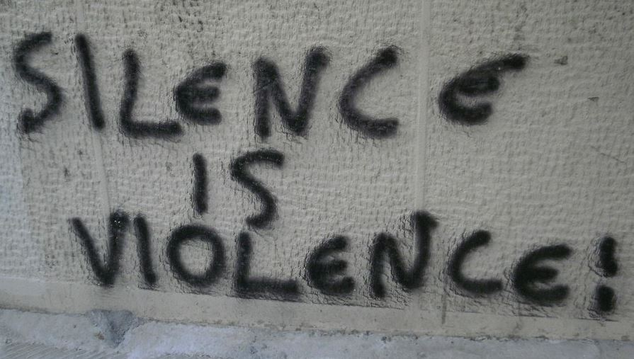 silence-is-violence
